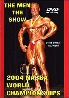 2004 NABBA Worlds Men - Show