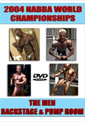 2004 NABBA Worlds - Men's Pump Room