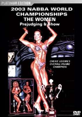 2003 NABBA Worlds - Women