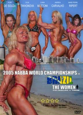 2005 NABBA Worlds- Women