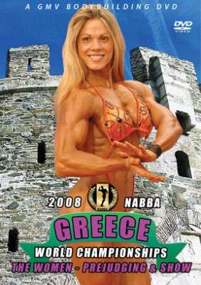 2008 NABBA World Championships - Women
