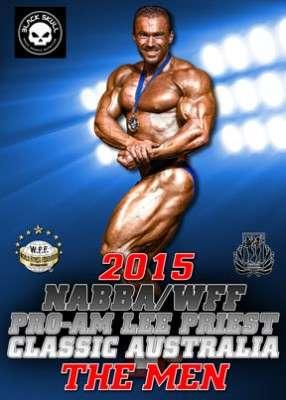 2015 NABBA/WFF Lee Priest Pro-Am Classic