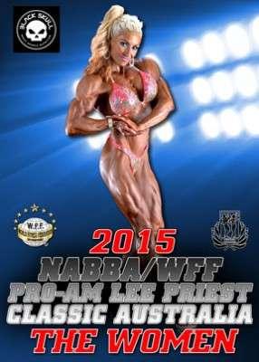 2015 NABBA/WFF Lee Priest Classic - Women
