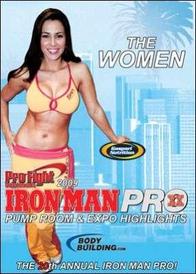 2009 Iron Man Pro Expo Highlights Women