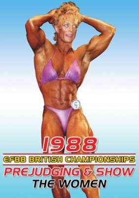1988 EFBB British Championships - Women