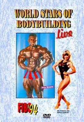 FIBO '94 Worlds Stars of Bodybuilding