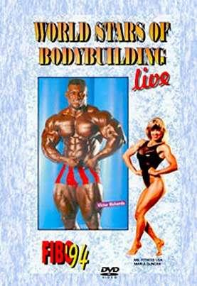 FIBO '94 Worlds Stars of Bodybuilding