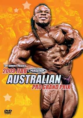 2009 IFBB Austraian Pro Grand Prix