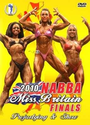 2010 Miss Britain Finals DVD