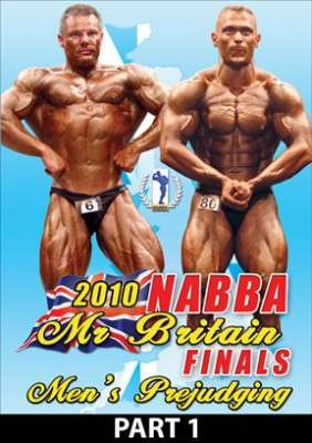 2010 NABBA Mr. Britain: Prejudging Part 1