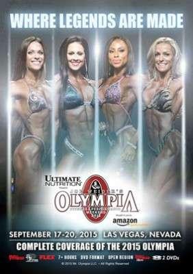 2015 Women's Olympia