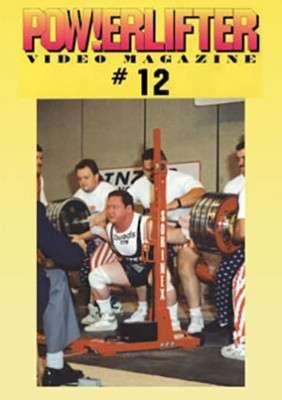 Powerlifter Video Magazine # 12
