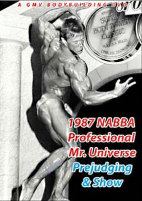 1987 NABBA Professional Mr. Universe