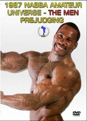 1987 NABBA Amateur Universe Men's Prejudging