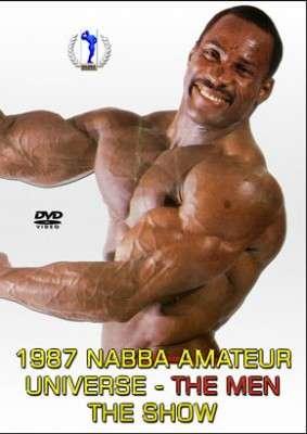 1987 NABBA amateur Universe: Men - Show