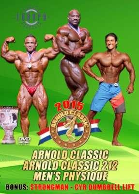 2015 Arnold Classic Pro Men