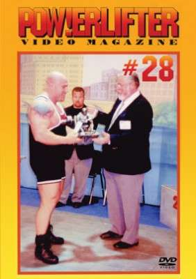 Powerlifter Video Magazine # 28