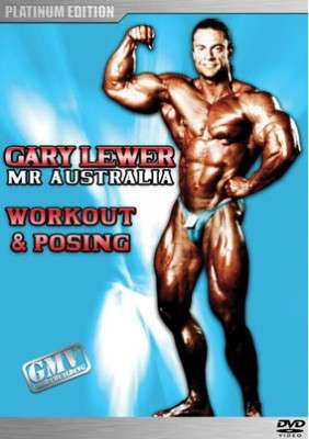 Gary Lewer Workout & Posing