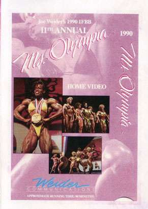 1990 Ms. Olympia