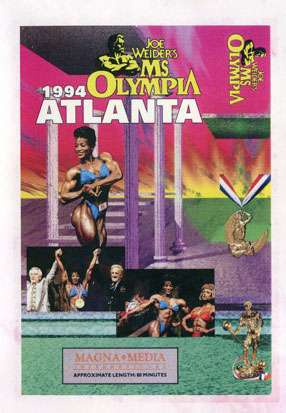 1994 Ms. Olympia