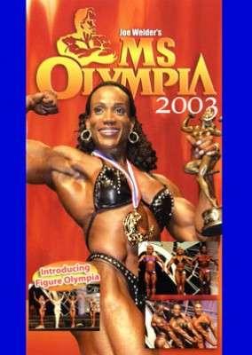 2003 Ms. Olympia