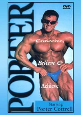 Porter Cottrell Conceive Believe and Achieve