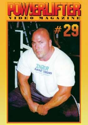 Powerlifter Video Magazine # 29
