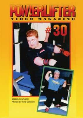 Powerlifter Video Magazine # 30