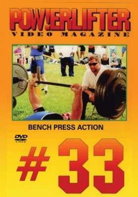 Powerlifter Video Magazine # 33