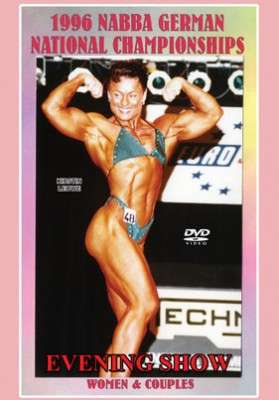 1996 NABBA German Nationals