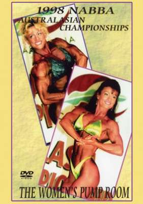 1998 NABBA Australasia: Women's Pump Room