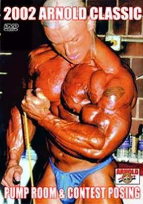 2002 Arnold Classic Pump Room & Contest Posing