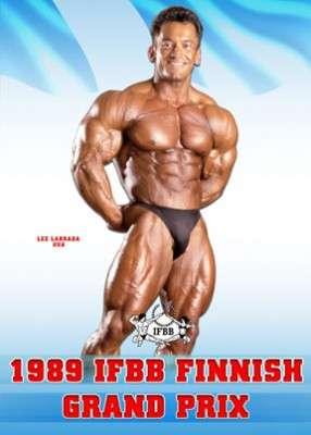 1989 IFBB Finnish Grand Prix
