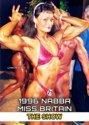 1996 NABBA Miss Britain - Show