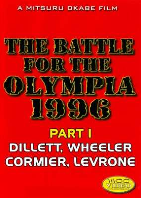 Battle 1996 Part 1: Dillett, Wheeler, Cormier, Levrone