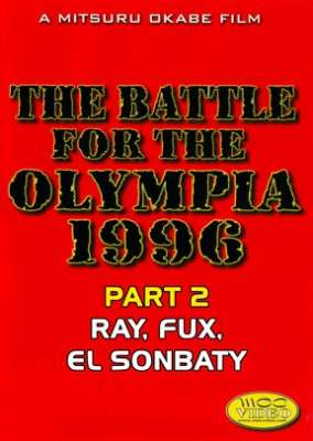Battle 1996 Part 2: Shawn Ray, JP Fux, El Sonbaty