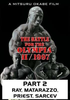 Battle 1997: Ray, Matarazzo, Priest, Sarcev