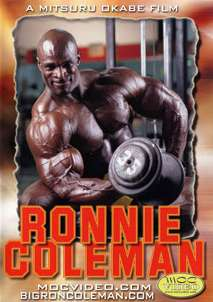 Ronnie Coleman Workout