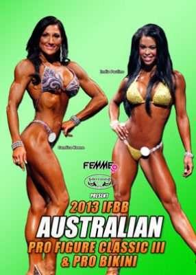 2013 IFBB Australian Pro Figure Classic