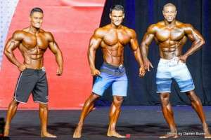 Prejudging Men's Physique