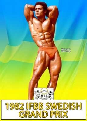 1982 IFBB Swedish Grand Prix