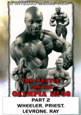 Battle for the Olympia 1998 Part 2