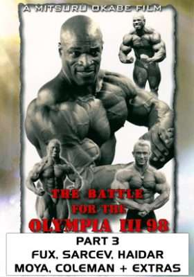 Battle for the Olympia 1998 Part 3