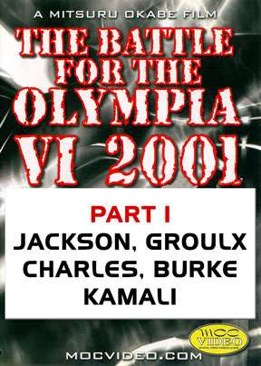 2001 Battle for the Olympia Part 1