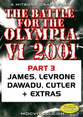 2001 Battle for the Olympia Part 3
