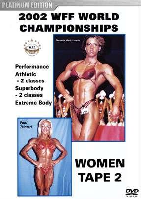 2002 WFF World Championships: Women # 2