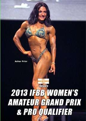 2013 IFBB Women's Amateur Grand Prix