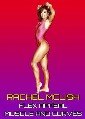 Rachel McLish Flex Appeal