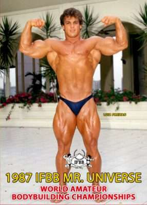 1987 IFBB Mr. Universe