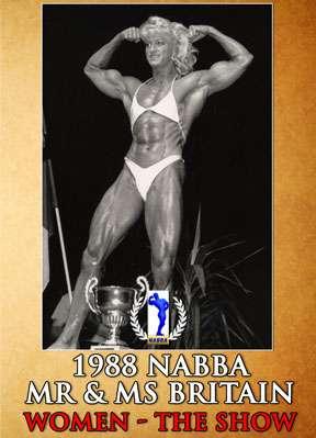 1988 NABBA Britain - Women's Show